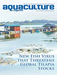 aquaculture magazine june july 2016 volume 42 number 3 by