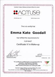 professional makeup artist certification to get makeup artist certification