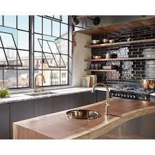 Brizo Kitchen Faucets Reviews Brizo 61025lf Rb Artesso Venetian Bronze One Handle Bar Prep