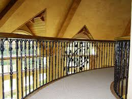 Metal Banister Spindles Installing Interior Wrought Iron Stair Spindles Fabulous Home Ideas
