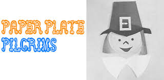 thanksgiving pilgrim crafts for ideas to make pilgrims with