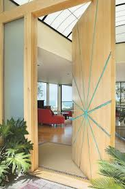 Modern Front Door Designs - Unique home interior designs