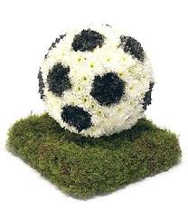 Oasis For Flowers - football passion for flowers flower arrangements pinterest