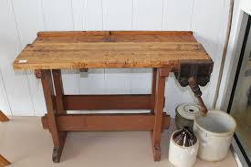 Antique Woodworking Benches Sale by Small Work Bench Treenovation