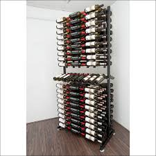 dining room wonderful wine bottle storage target wine rack