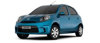 nissan finance update details new nissan micra active vehicle range nissan india
