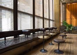 critics slam philip johnson four seasons restaurant auction