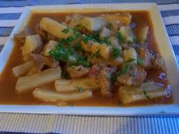 cuisiner salsifis ragoût de veau aux salsifis plat du jour recettes de cuisine