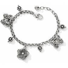 secret garden secret garden charm bracelet bracelets