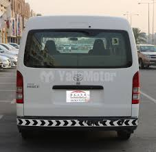 toyota hiace 2015 12 toyota hiace used cars for sale in qatar yallamotor com