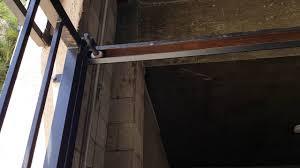 Superior Overhead Door by Overhead Garage Door Jerking Youtube