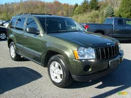 green jeep grand cherokee 2006 jeep green metallic grand cherokee laredo 4x4 38623261 with