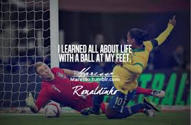 I Love Soccer Quotes by Advocacy Project By Megan Biddell