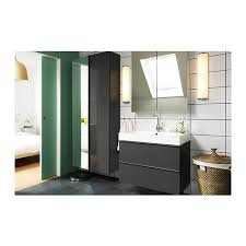 Turquoise Cabinet Godmorgon Mirror Cabinet With 2 Doors 23 5 8x5 1 2x37 3 4