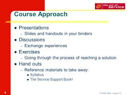 Service Desk Management Process Practitioner Course Incident Management U0026 Service Desk All Course