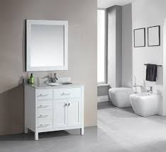 clear coating wooden bath vanity design bathroom vanity cream