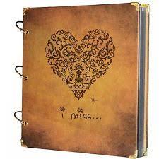 Couple Photo Album Love Photo Album Ebay