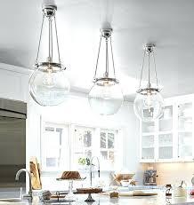 Glass Sphere Pendant Light Glass Sphere Chandelier Large Arhaus Clear Orb Pendant Kisa Info