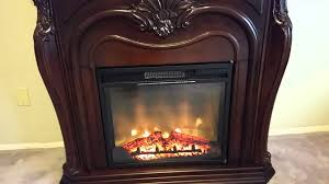 electric fireplace youtube