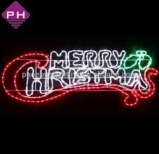 crafty design merry light sign celebrations rope outdoor