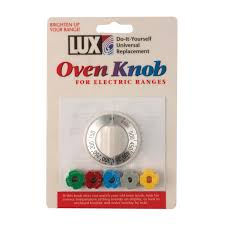 Kitchen Stove Knobs Lux Replacement Oven Knob Cpr400 Stove Parts U0026 Accessories