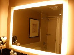 Mirror Bathroom Light Impressive Bathroom Home Design Furniture Complete Awesome Light
