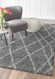 8x10 White Rug Area Rugs Astounding Gray And White Shag Rug Extraordinary Gray