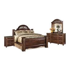rent to own ashley gabriela queen bedroom set appliance shop for signature design by ashley gabriela 6 piece queen bedroom set