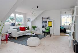 scandinavian apartment decorated with style best home design ideas