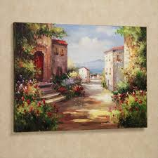 italian home decorations wall art and italian home decor touch of class cozy panel canvas