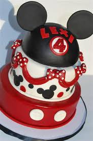 mickey mouse ears birthday cake cakes and cupcakes for kids