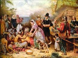 a brief history of thanksgiving cus