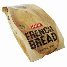h u2011e u2011b pan frances french bread u2011 shop artisan breads at heb