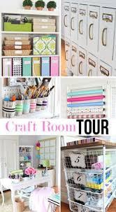 studioffice craft room tour in my own style bloglovin u0027