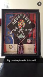 graduation shadow box how to make a shadow box for a graduation gown examen boxning