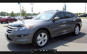 honda accord crosstour ex l 2011 honda accord crosstour 4wd ex l start up engine and in