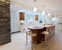 curved kitchen islands curved kitchen island houzz