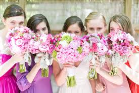 bridesmaid bouquets bridesmaid bouquets by blossom nyc s only luxury