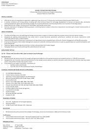 electronics engineer resume sample resume format for freshers