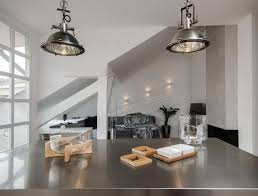 Loft Modern 25 Modern Lighting Ideas For Stylish Loft Living Spaces