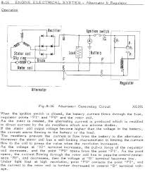 toyota alternator voltage regulator wiring diagram toyota wiring