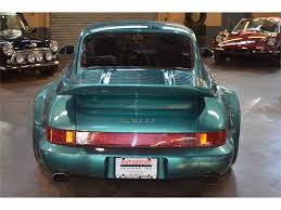 1994 porsche 911 turbo 1994 porsche 911 turbo for sale classiccars com cc 1041402