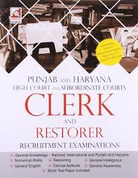 buy punjab u0026 haryana high court clerk book online at low prices in