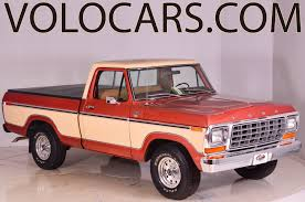 Ford Ranger Like Trucks - 1979 ford f100 volo auto museum
