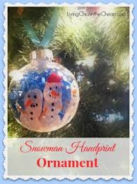 here is a easy handmade ornament craft that is sure to be a big