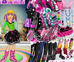 emo dress up games emo girl dress up game online girls games only