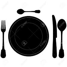 Formal Dinner Place Setting Place Dinner Clipart Explore Pictures