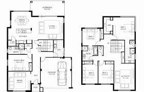 2 story house plan modern house plans small 2 story plan three home modular floor