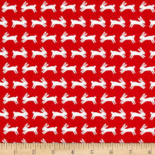 forest talk jumping rabbits red home colors and home decor colors