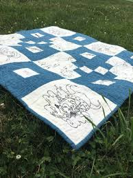ikea fabric baby quilt my sister u0027s quilts 10 skirt fixation